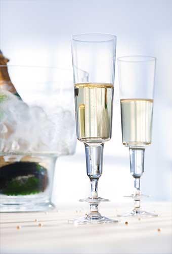 Cristalería La Rochere Emotions Copas Cristal Champagne