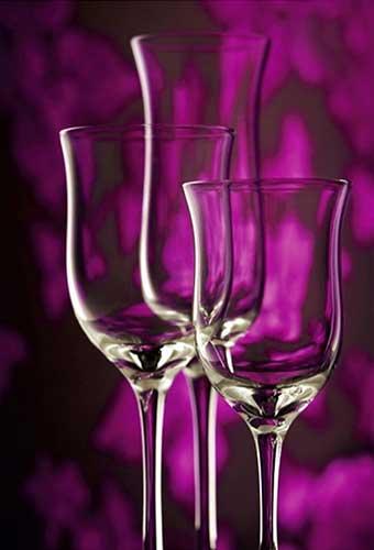 Cristalería La Rochere Emotions Copas Cristal Vino