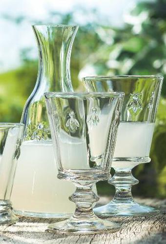 Cristaleria LaRochere Invitation Juego de mesa de Cristal