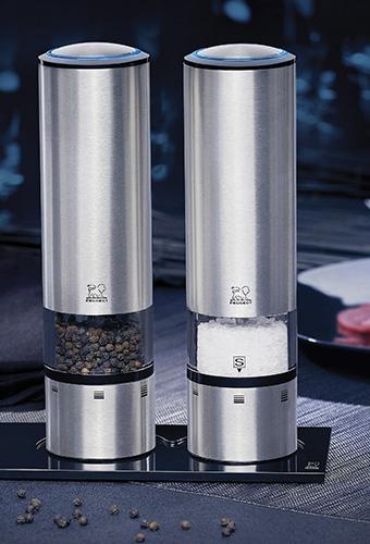 Molinillos eléctricos sal y pimienta Peugeot
